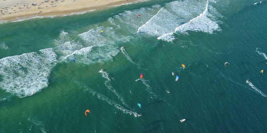 Nowość! kitesurfing dla zaawansowanych