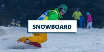 Obozy i szkolenia snowboardowe